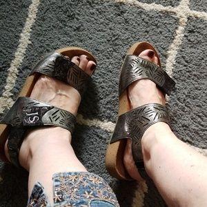 Josef Seibel comfy sandals